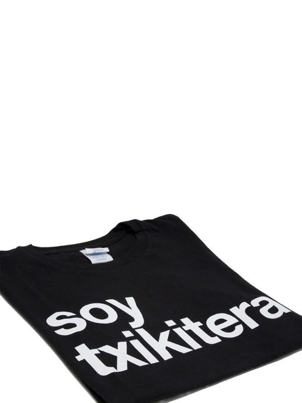 """Camiseta """"Soy Txikitera"""""""